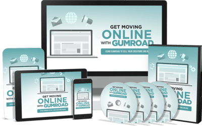 Get Moving Online with Gumroad – ADVANCED